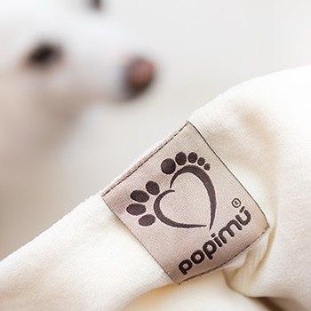 copertina amicizia neonato cane